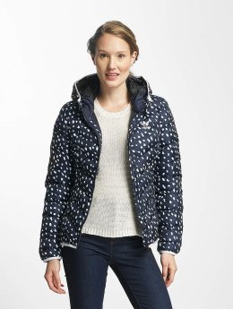 adidas originals Winter Jacket AOP blue