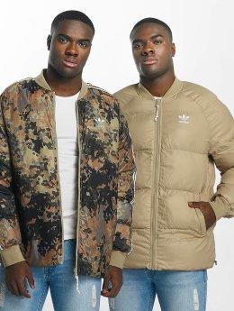 adidas originals Winter Jacket SST Winter camouflage