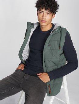 Alife & Kickin Vest Mason Padded green