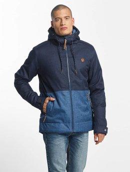 Alife & Kickin Winter Jacket Mr. Vader blue
