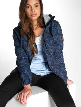 Alife & Kickin Winter Jacket Janis Padded blue