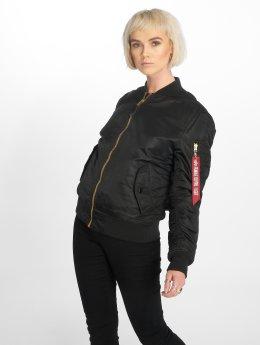 Alpha Industries Bomber jacket  MA-1 SF black