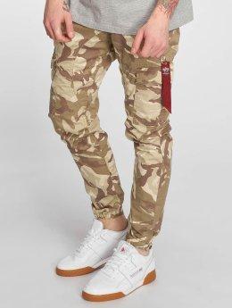 Alpha Industries Cargo pants Fuel C camouflage