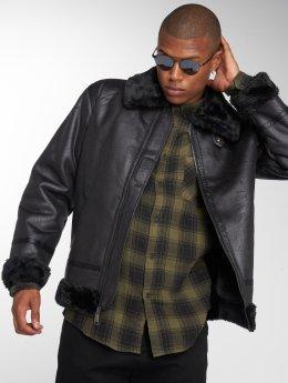 Alpha Industries Winter Jacket B3 black