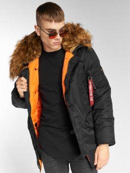 Alpha Industries Winter Jacket N3B VF 59 black