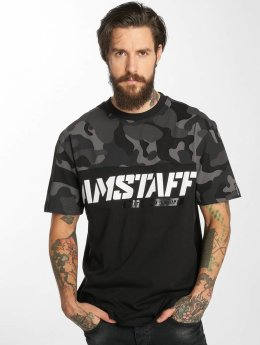 Amstaff T-Shirt Fargos black