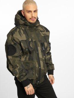 Amstaff Winter Jacket Conex camouflage