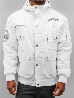 Amstaff Winter Jacket Conex white
