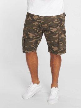 Anerkjendt Short Seth camouflage