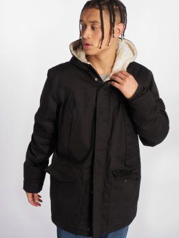 Anerkjendt Winter Jacket Anders  black