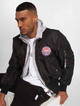 Ataque Bomber jacket Cuyo black