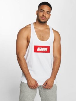 Ataque Tank Tops Mataro white