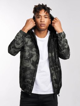 Bangastic Aznar Windbreaker Anthracite