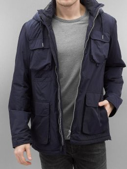 Bench Lightweight Jacket Regular blue