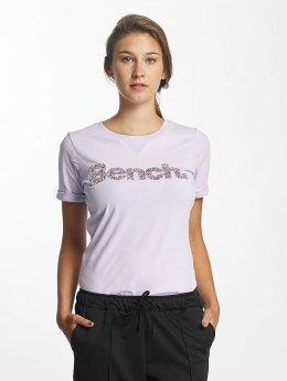 Bench Core Logo T-Shirt Purple