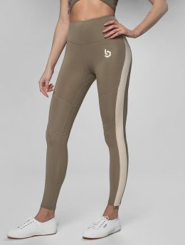 Beyond Limits Leggings/Treggings Statement  khaki