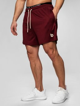 Beyond Limits Performance Shorts Agility  red