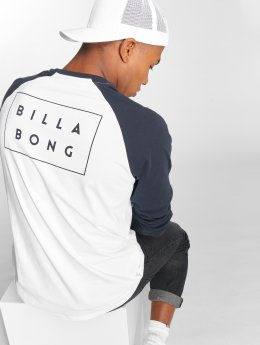Billabong Longsleeve Die Cut white