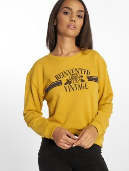 Blend She Pullover Casius R Sw yellow
