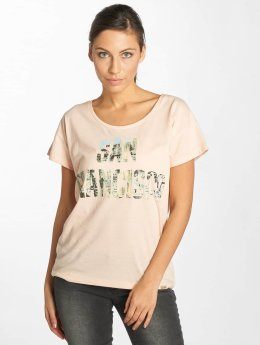 Blend She Fran R T-Shirt Cameo Rose