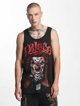 Blood In Blood Out Tank Tops Loco black
