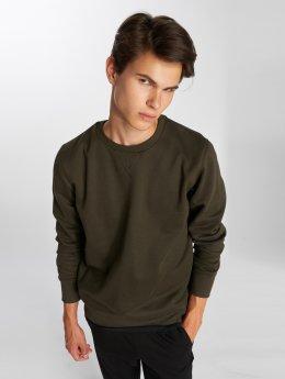 Brave Soul Pullover Jones khaki