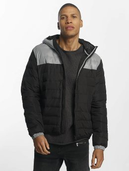 Brave Soul Winter Jacket Puffer black