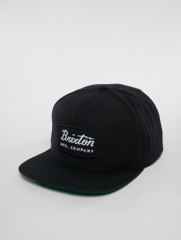 Brixton Snapback Cap Jolt black
