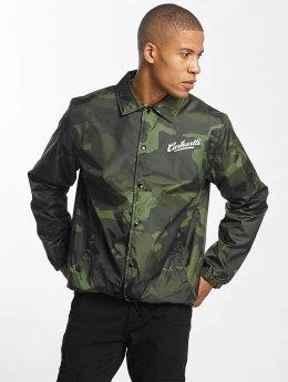Carhartt WIP Lightweight Jacket WIP Coach green