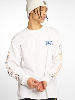 Carhartt WIP Longsleeve Trojan Boss Sounds white