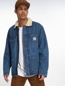 Carhartt WIP Winter Jacket Edgewood blue