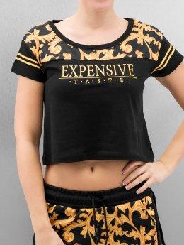 Cayler & Sons T-Shirt SL Expensive Taste Crop black