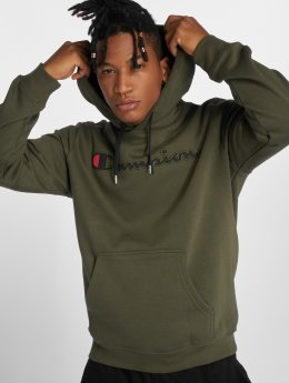 Champion Athletics Hoodie American Classic green