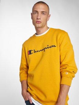 Champion Athletics Pullover American Classic yellow