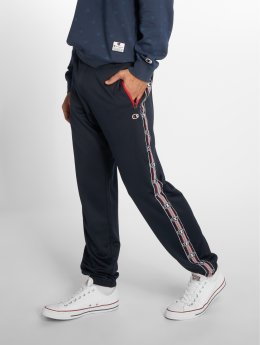 Champion Athletics Sweat Pant Athleisure Elastic Cuff blue