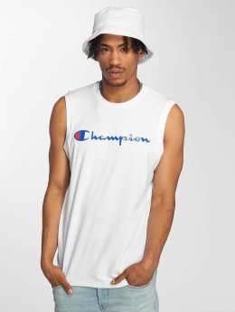Champion Athletics T-Shirt Authentic Athletic Apparel white