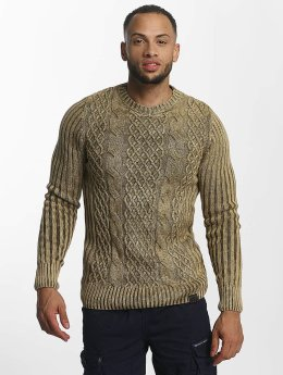 Cipo & Baxx Pullover Mason brown