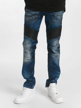 Cipo & Baxx Straight Fit Jeans Sense blue