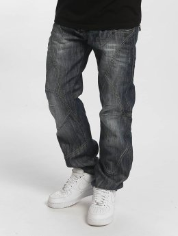 Cipo & Baxx Straight Fit Jeans Leon Classic Fit blue