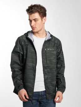 Columbia Lightweight Jacket Flash Forward Print black