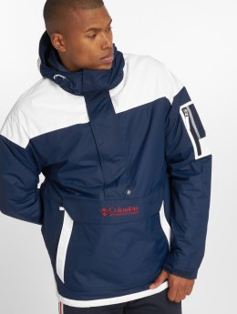 Columbia Winter Jacket Challenger Pullover blue