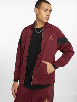 Converse Lightweight Jacket Luxe Star Chevron red
