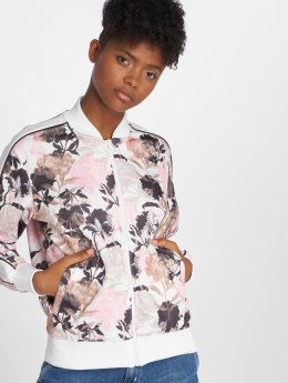 Converse Lightweight Jacket Linear Floral white
