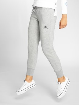 Converse Sweat Pant Chevron EMB gray