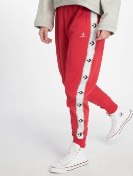 Converse Sweat Pant Star Chevron red