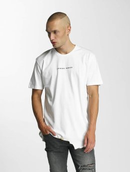 Criminal Damage T-Shirt Burnt white
