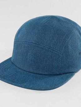 Cyprime Strapback 5Panel Cap Blue