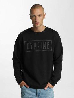 Cyprime Pullover Zirconium black