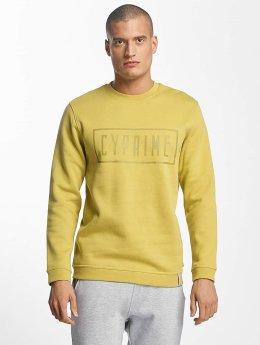 Cyprime Pullover Radon yellow
