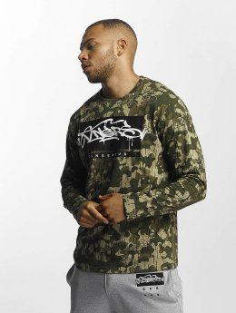Dangerous DNGRS Longsleeve Topping camouflage